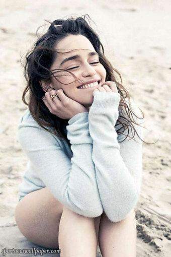May 2014 - Emilia Clarke