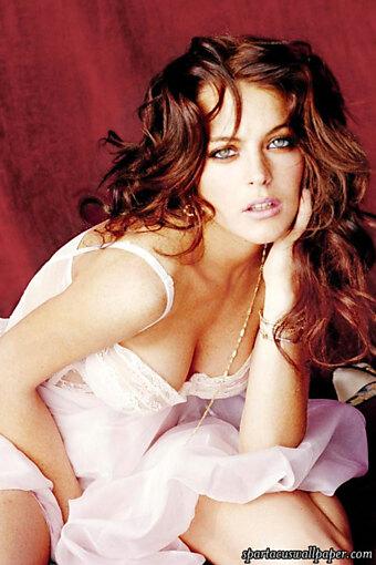 Lindsay Lohan XVIII