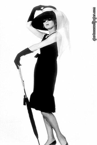 Audrey Hepburn VI