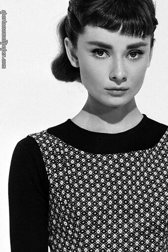 Audrey Hepburn VII
