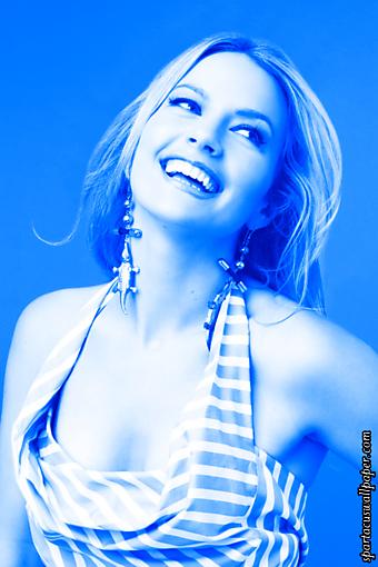 Becki Newton X