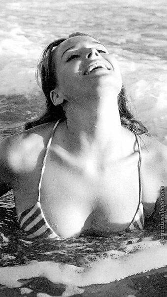 Ursula Andress - January 2017