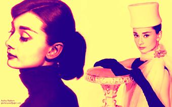 Audrey Hepburn V