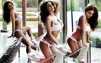 Lucy Pinder II