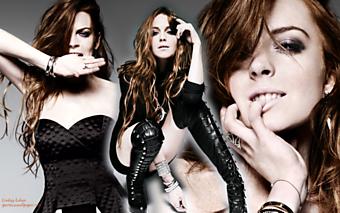Lindsay Lohan XXI