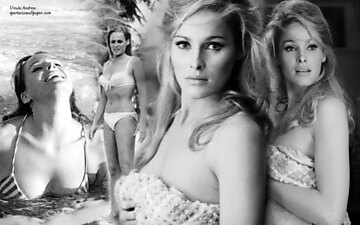 Ursula Andress - 2017