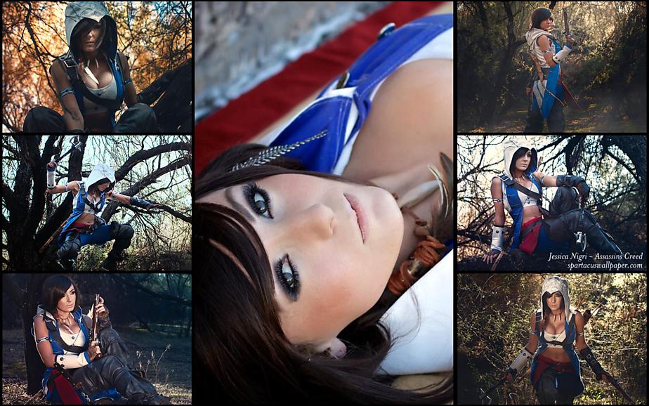 Jessica Nigri - Assassins Creed