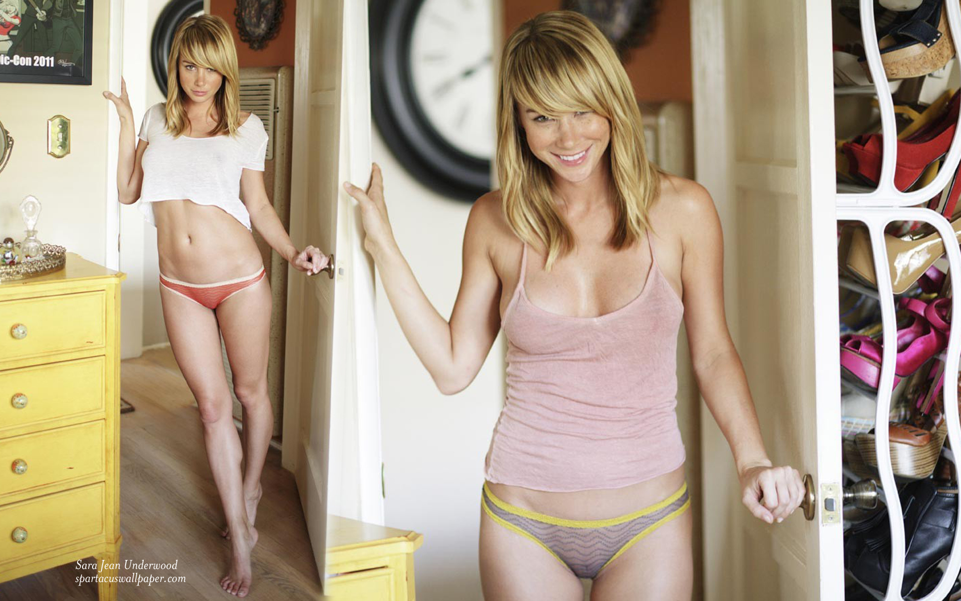 sara jean underwood family